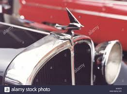 1935 studebaker ornament stock photo royalty free image