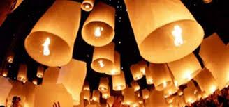 How To Make Paper Air Balloon Lantern - elementary sputnik satellites how to make trash bag air