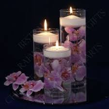 Floating Candle Centerpieces by Floating Candle Centerpieces With Flowers Diy Submerged