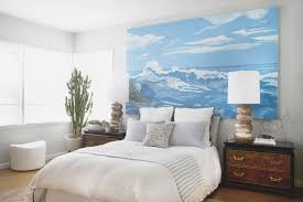 48 eye catching wall murals to buy or diy brit co well increase that project by 500 and you have an incredible wall mural or headboard canvas on your hands