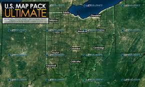 Weather Map Toledo Ohio by Metgraphics Weather Graphics Photoshop Templates U0026 More