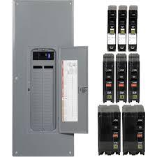 square d qo 200 amp 42 space 42 circuit indoor main breaker plug