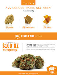 Colorado Weed Maps by All Concentrates All Week U2013 Sweet Leaf Marijuana Centers