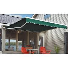 Cool Shade Awnings Guide Gear 12x10 U0027 Retractable Awning 196953 Awnings U0026 Shades