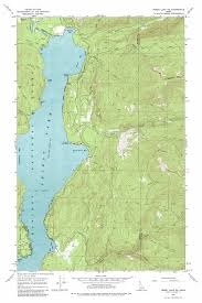 Ne Map Priest Lake Ne Topographic Map Id Usgs Topo Quad 48116f7
