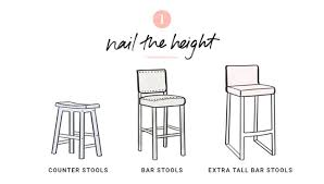 Nail Bar Table And Chairs How To Choose The Right Bar Stools Joss U0026 Main