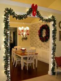 Xmas Home Decorations Full And Thick Our Cordless Majestic Wreaths And Garlands