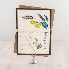 hops love fill in the blank wedding invitations beacon lane
