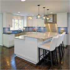 bar height base cabinets counter height kitchen island traditional with black regarding decor