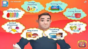 daddy u0027s little helper free download for kids 3 fun kids games