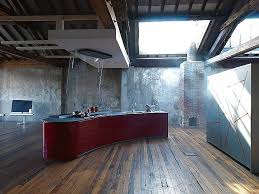 küche freistehend designküche alessi volo in hochglanz rot