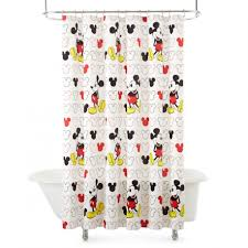 Minnie And Mickey Mouse Shower Curtain by Post Taged With Disney Shower Curtain Set U2014