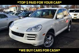 used porsche cayenne s 2008 used porsche cayenne s navigation leather sun roof bose