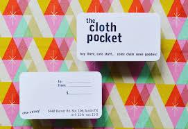 digital gift cards digital gift cards starting at the cloth pocket