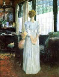 in the livingroom c 1890 julian alden weir wikiart org