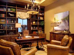 Home Library Interior Design by Family Portraits Belmond Maroma Home Decor Ideas