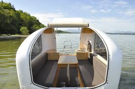 amphibious rv tiny camper transforms into mini boat for just 17k curbed