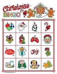 printable christmas bingo cards pictures christmas image bingo for kids printable christmas bingo