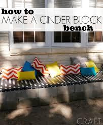 diy outdoor bench c r a f t