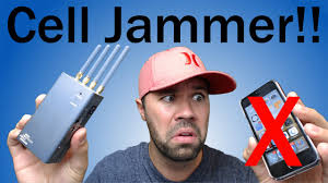 cell phone jammer review disable phones instantly youtube