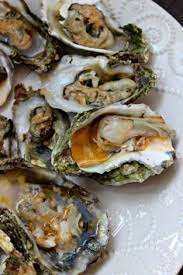 you haven u0027t had oysters until you u0027ve had them with parmesan bread