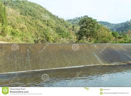spillways stock photo image 85313754