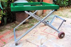 diy table saw stand with wheels table saw stand homemade 2 jpg