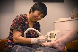 certified nail technician fredericksburg va podiatry