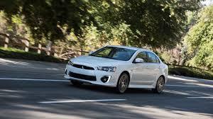 mitsubishi lancer ex 2017 mitsubishi will end lancer production in august