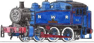 rosie dock tank engine 01salty deviantart