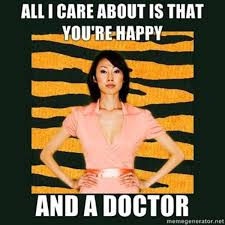 tiger mom asian humor memes and woman meme