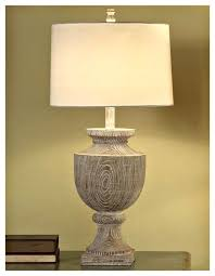 Restoration Hardware Table Lamps Bedroom Loggers Table Lamp Rustic Lamps Natural Design House Wood