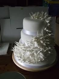 Origami Wedding Cake - origami crane wedding cake weddings origami cranes