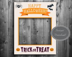 halloween photo booth props printable pdf halloween photobooth etsy