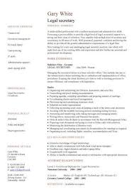 Secretary Assistant Resume Cover Letter And Resume Templates Resume Complet Neige Deuil