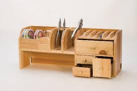 Wooden Desk Organizers Wood Desk Organizer Diy With Fantastic Styles In Ireland Egorlin