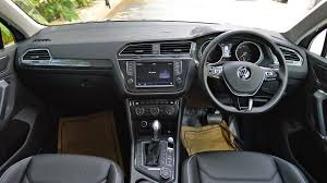 volkswagen tiguan black interior volkswagen tiguan 2017 highline diesel interior car photos overdrive