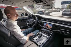 the audi a8 loves traffic jams and will make you love them too