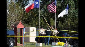 Flags At Half Mast In Texas At Least 26 Killed Dozens Injured In Texas Church Shooting News
