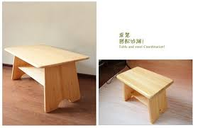 furniture i shaped table chairs kids writing table