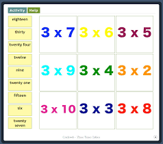 3 times table games online multiplication table online multiplication tables games periodic