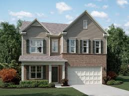 lexington floor plan in east highlands calatlantic homes