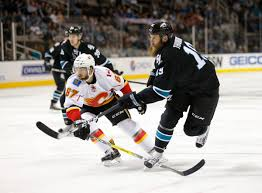 Map Of Sap Center San Jose by Slow Start Dooms Sharks In 3 2 Loss To Calgary Flames