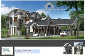 designer home plans kerala design homes simple house designs flat home plans