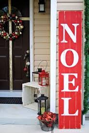 Outdoor Christmas Decorations Front Porch by 50 Fabulous Outdoor Christmas Decorations For A Winter Wonderland