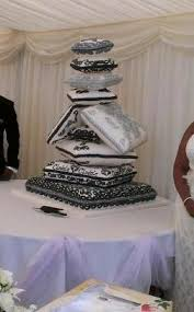 stacking fruit cake support how do i do this pillow design
