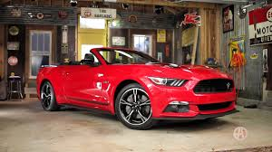 price of 2015 mustang convertible 2016 ford mustang convertible review autotrader