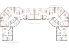 free building plans residential building dwg free cad blocks
