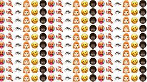 unicode 9 emoji updates raccoons superheroes and bald heads are getting emoji this year