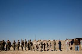 thanksgiving usa wiki file u s marines and coalition forces wait to be served lunch at